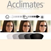 Линзы Acclimates III 1.56 HMC - фотохромные, асферические